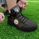 Pittsburgh Steelers Personalized Hiking Shoes 79