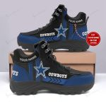 Dallas Cowboys Personalized Hiking Shoes 76