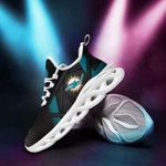 Miami Dolphins Yezy Running Sneakers 249
