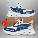 Dallas Cowboys Yezy Running Sneakers 262