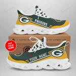 Green Bay Packers Yezy Running Sneakers 278