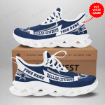 Dallas Cowboys Yezy Running Sneakers 272