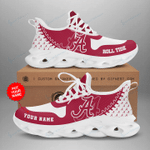 Alabama Crimson Tide Yezy Running Sneakers 261
