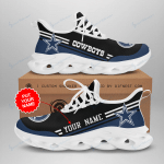 Dallas Cowboys Yezy Running Sneakers 273