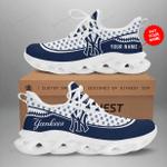 New York Yankees Yezy Running Sneakers 280
