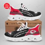 Kansas City Chiefs Yezy Running Sneakers 292