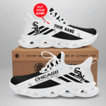 Chicago White Sox Yezy Running Sneakers 258
