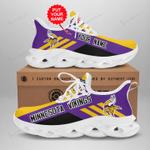 Minnesota Vikings Yezy Running Sneakers 260