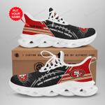 San Francisco 49ers Yezy Running Sneakers 264
