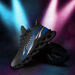 Dallas Cowboys Yezy Running Sneakers 297