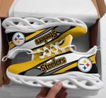 Pittsburgh Steelers Yezy Running Sneakers 305