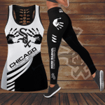 Chicago White Sox Leggings And Tank Top 141