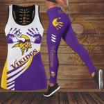 Minnesota Vikings Leggings And Tank Top 149