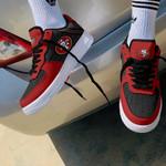 San Francisco 49ers AF1 Sneakers 18