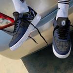 Dallas Cowboys AF1 Sneakers 26