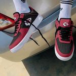 Kansas City Chiefs AF1 Sneakers 42