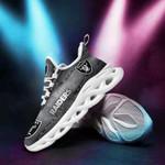 Las Vegas Raiders Yezy Running Sneakers 315