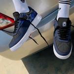 Dallas Cowboys AF1 Sneakers 56