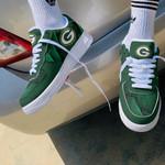 Green Bay Packers AF1 Sneakers 54