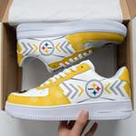Pittsburgh Steelers AF1 Sneakers 53