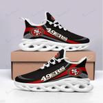 San Francisco 49ers Yezy Running Sneakers 324