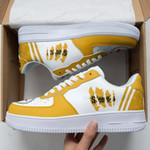 Pittsburgh Steelers AF1 Sneakers 45