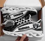 Las Vegas Raiders Yezy Running Sneakers 328