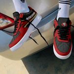 San Francisco 49ers AF1 Sneakers 51
