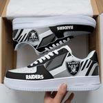 Las Vegas Raiders AF1 Sneakers 76