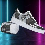 Las Vegas Raiders AF1 Sneakers 77