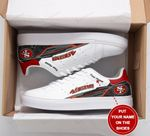 San Francisco 49ers Personalized SS Custom Sneakers 124