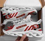 San Francisco 49ers Yezy Running Sneakers 332