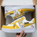 Pittsburgh Steelers AF1 Sneakers 86
