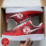 Boston Red Sox Personalized AF1 Sneakers 87