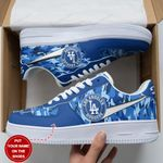 Los Angeles Dodgers Personalized AF1 Sneakers 90