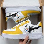 Pittsburgh Steelers AF1 Sneakers 92