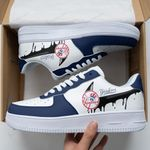 New York Yankees Personalized AF1 Sneakers 93