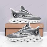 Las Vegas Raiders Yezy Running Sneakers 341