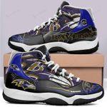 Baltimore Ravens AJD11 Sneakers 02