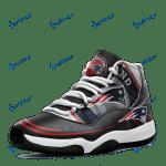 New England Patriots AJD11 Sneakers 03