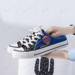 Buffalo Bills Half Slip Canvas Shoes 03