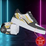 Pittsburgh Steelers Personalized AF1 Sneakers 97