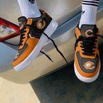 Chicago Bears AF1 Sneakers 106