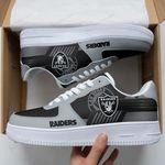 Las Vegas Raiders AF1 Sneakers 100