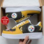 Pittsburgh Steelers AF1 Sneakers 103