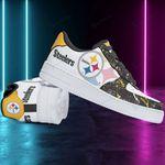 Pittsburgh Steelers AF1 Sneakers 101