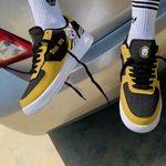 Pittsburgh Steelers AF1 Sneakers 109