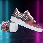 Atlanta Falcons AF1 Sneakers 113