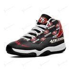 San Francisco 49ers AJD11 Sneakers 07