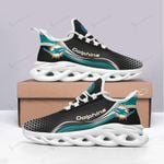 Miami Dolphins Yezy Running Sneakers 343